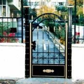 bahçe giriş kapıları demir ferforje