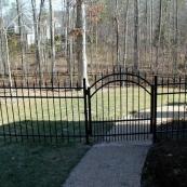 bahçe kapıları demir doğrama