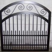 ferforje demir doğrama kapılar