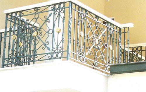meroğlu balkon demirleri
