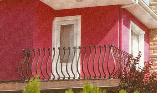 ferforje balkon demirler