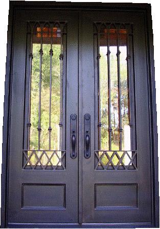 Bina Giriş Kapıları demir kapı