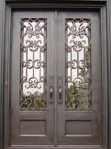 demir kapı  Bina Giriş Kapıları
