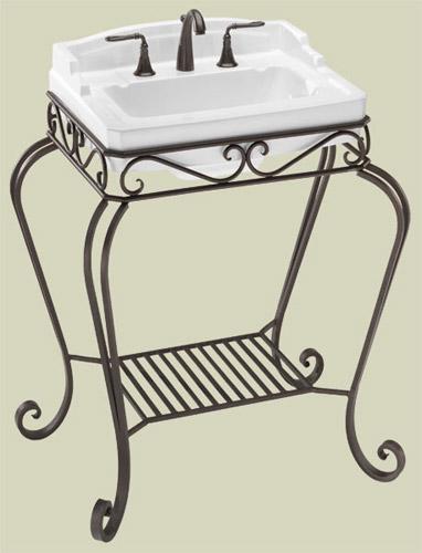 ferforje demir doğrama lavabo