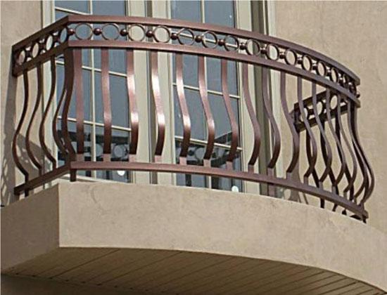 balkon kenar demirleri