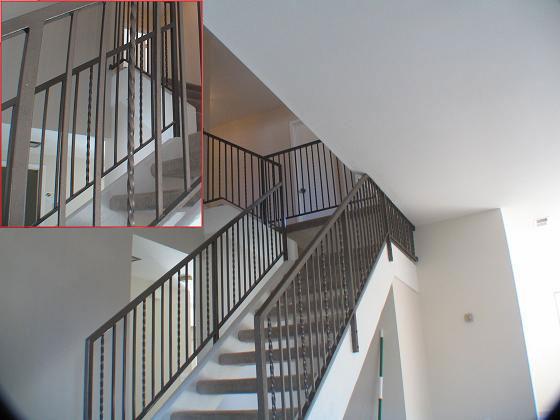 merdiven kenarlık demirleri