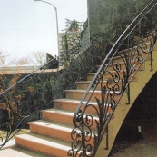 merdiven korkulukları demir doğrama ömeroğlu maltepe