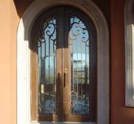 Bina Giriş Kapıları maltepe  ömeroğlu demir doğrama