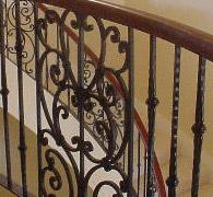 Merdiven Korkulukları ömeroğlu demir doğrama